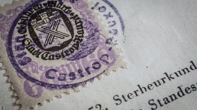 Certificado De Defunción Si Ha Fallecido En El Extranjero